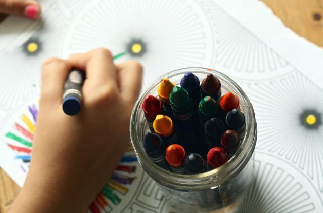 kids crafts rainy days